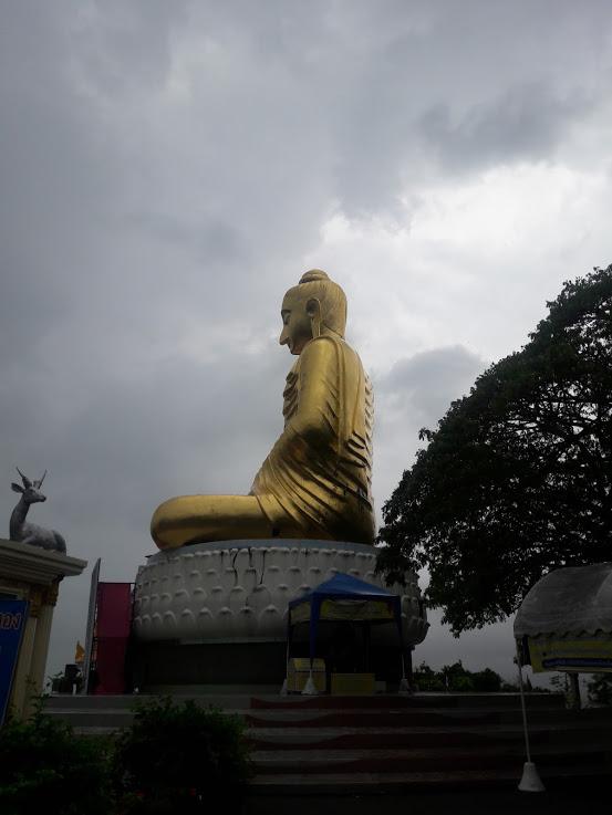 Buddha at Bangrood, Thailand