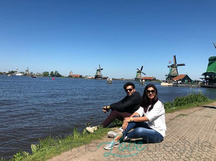 Sunita & Hasan Ahmed in Holland