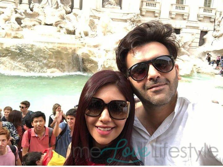 Sunita & Hasan in Rome