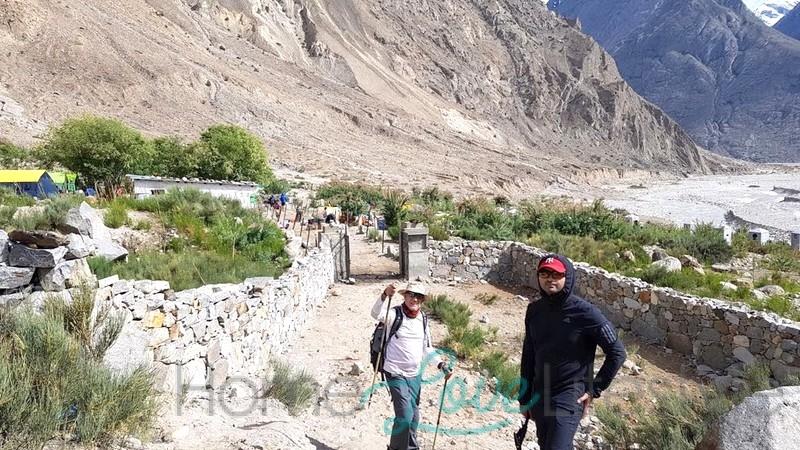 K2 Base Camp (Part 1)