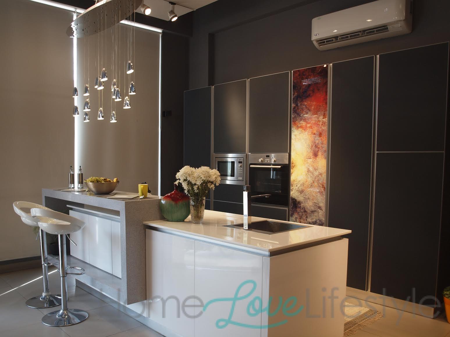 contemporary Prestige kitchen